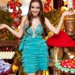 Fantástica Fábrica de Chocolate | Debutante Camila Trevisan
