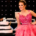 Festa Pink e Preto | Debutante Maria Vitória Gazoni
