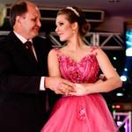 Festa Pink e Preto | Debutante Maria Gazoni