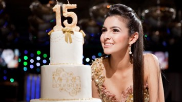 festa de 15 anso Maria Eduarda