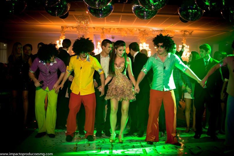 Dançarinos para festas