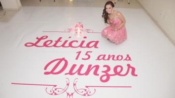 Leticia Dunzer 15 anos