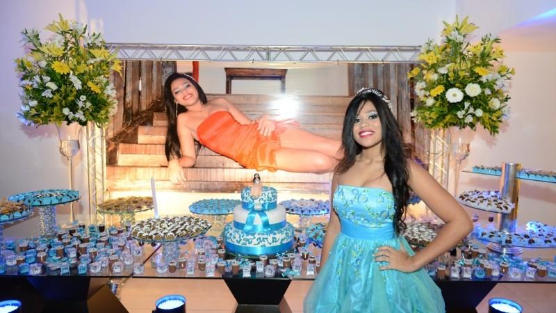 Festa de 15 anos - Malu