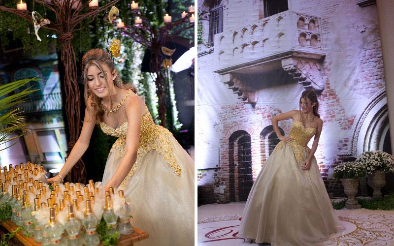 Festa Romeu e Julieta