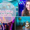 Festa Azul Tiffany - Gabriela