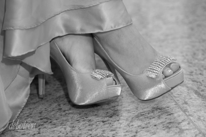 Ritual do Sapato 15 anos