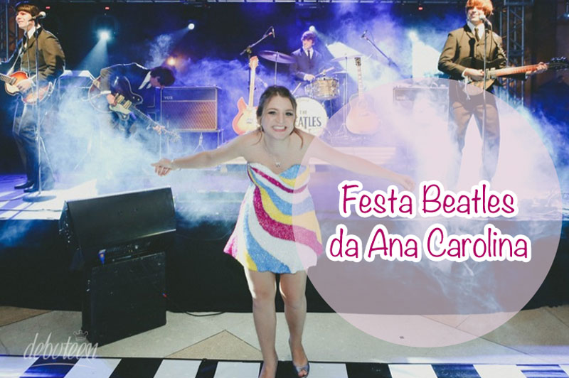Festa Beatles da Ana